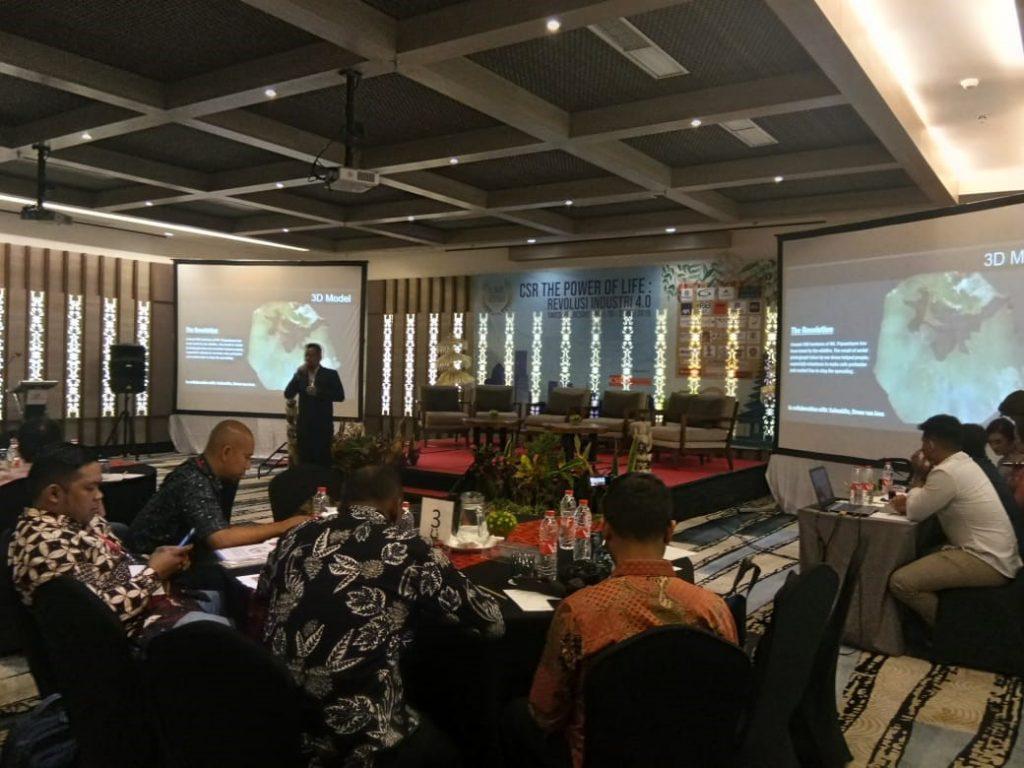CEO Terra Drone Indonesia - Michael Wishnu Wardana Siagian