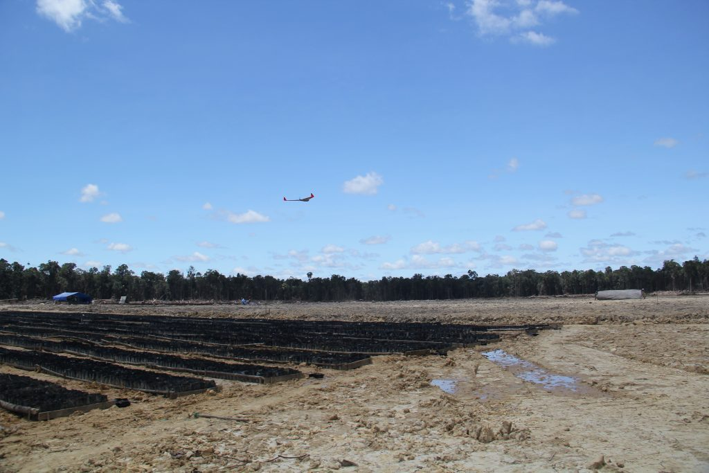 Terra Drone Indonesia - Drone untuk kebakaran hutan
