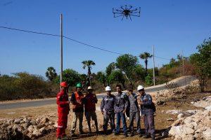 Terra Lidar - Terra Drone Indonesia