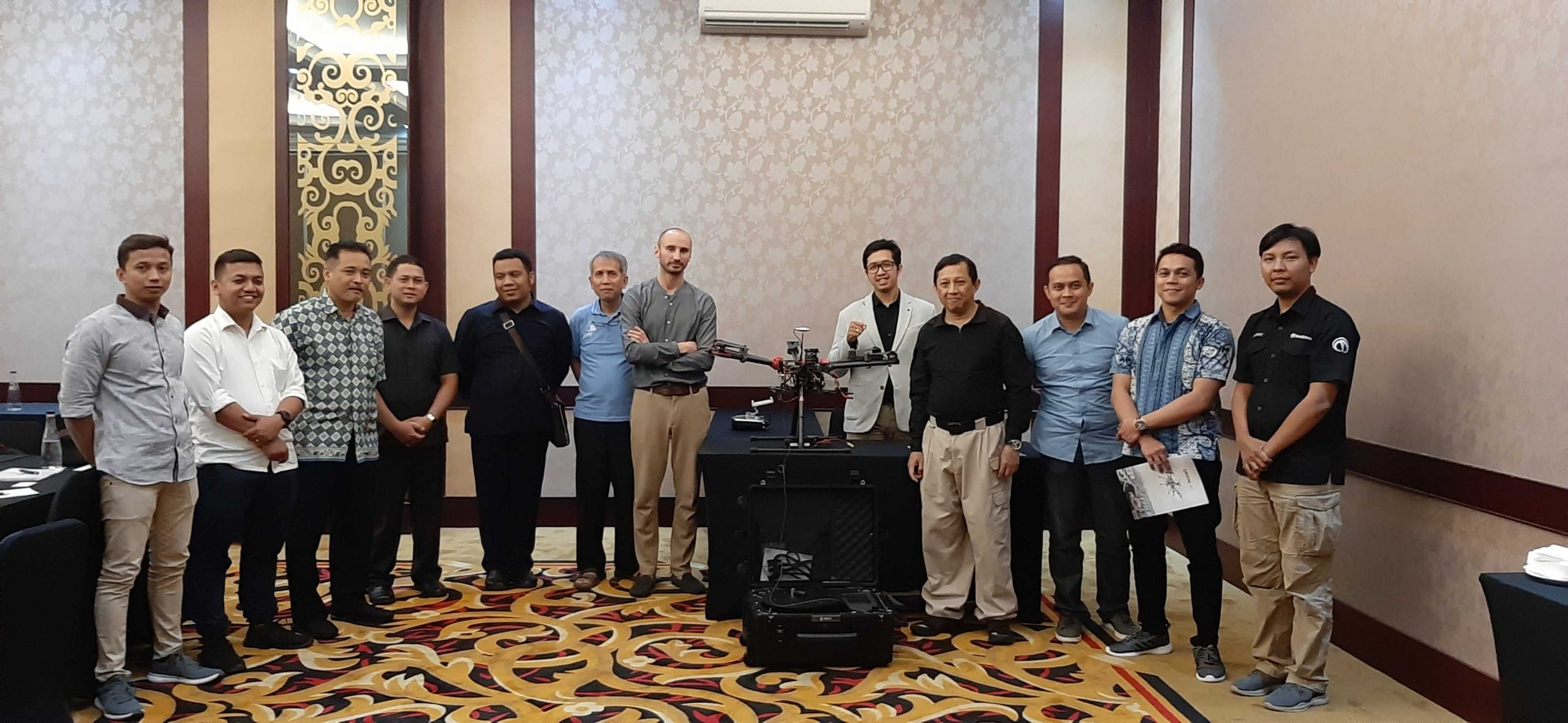 Terra Drone Indonesia - Tethered Drone Sistem
