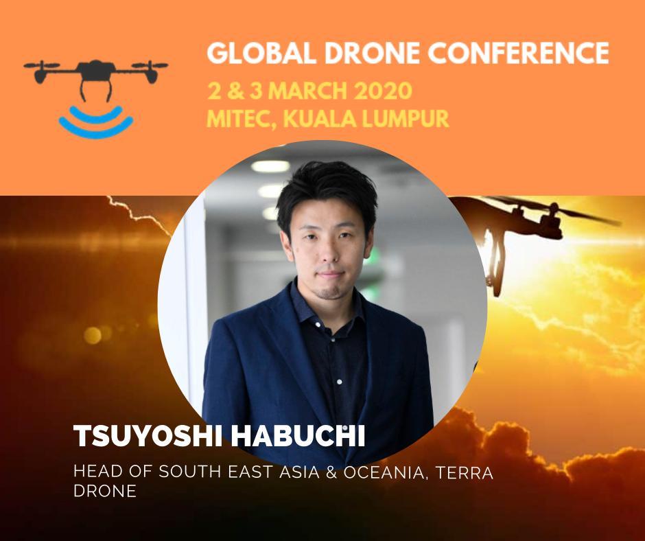 Terra Drone - Drone Conference 2020