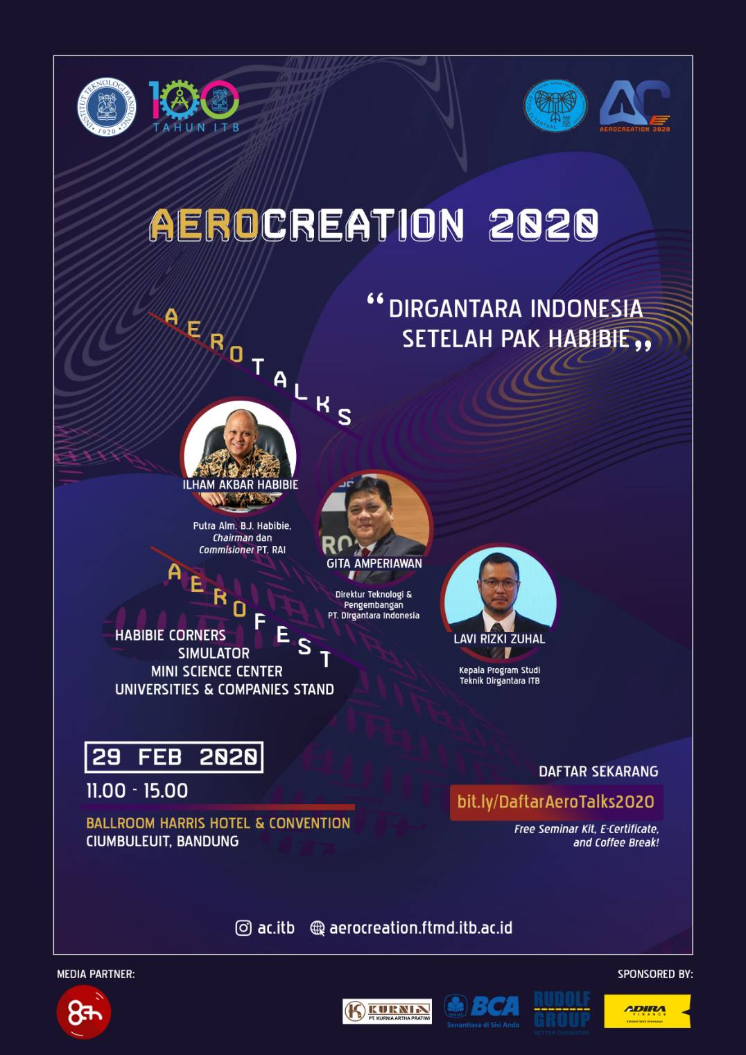 Terra Drone Indonesia pameran