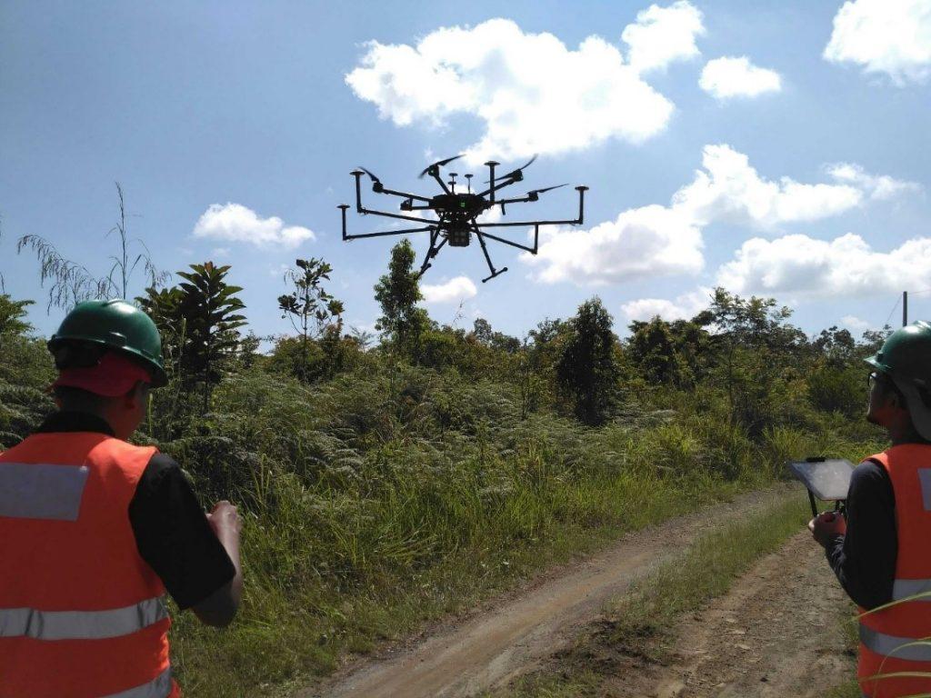 Pemetaan Drone Terra Drone Indonesia