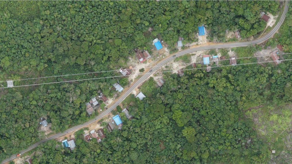 Terra Drone Indonesia - Drone inspeksi udara