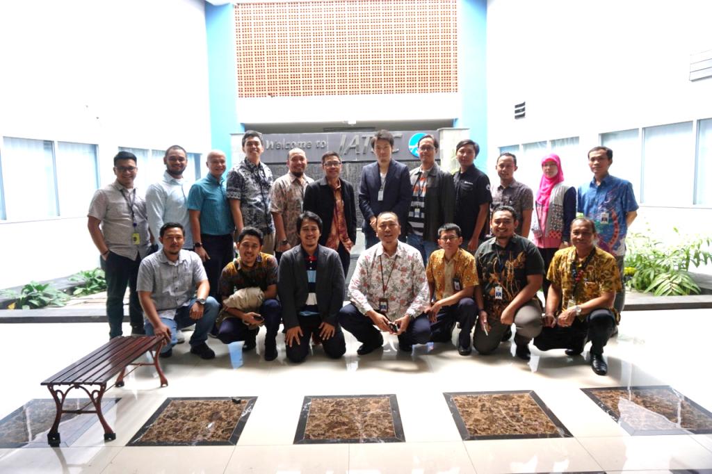 UTM Sistem Terra Drone Indonesia