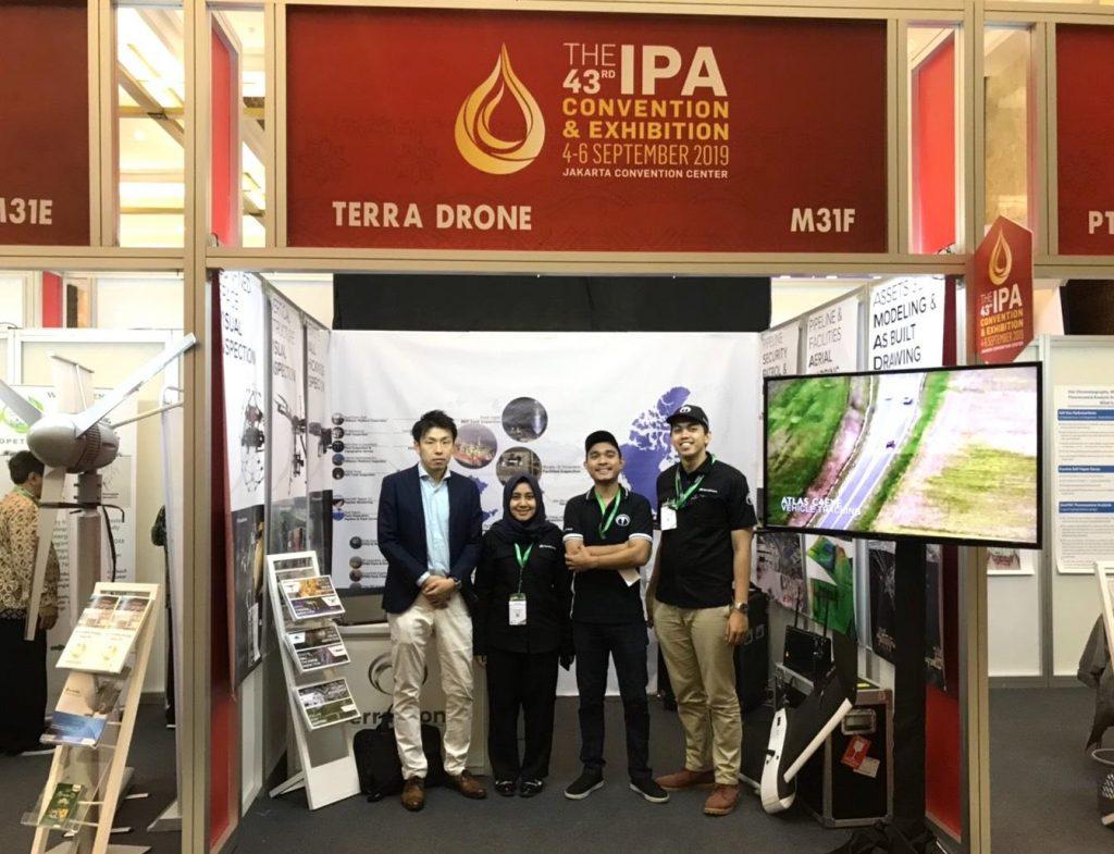 Tim Terra Drone Indonesia