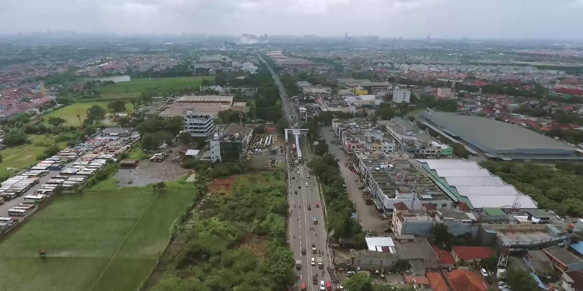 Terra Drone Indonesia - Drone Konstruksi