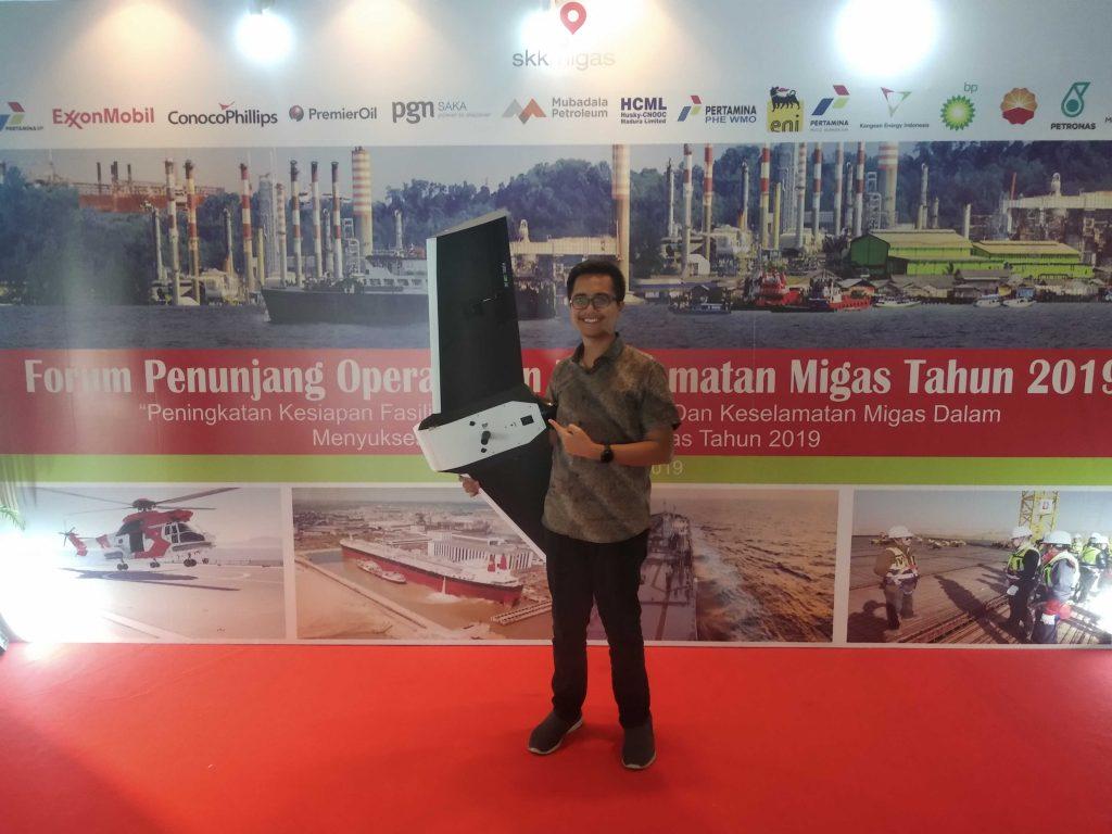Terra Drone Indonesia Migas