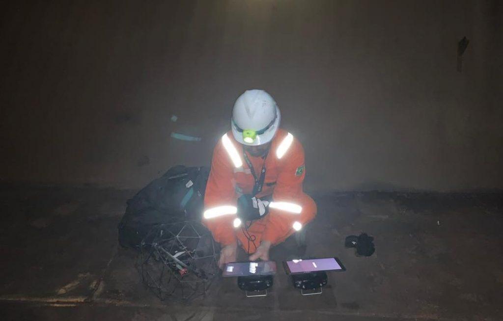 Terra Drone Indonesia inspeksi drone