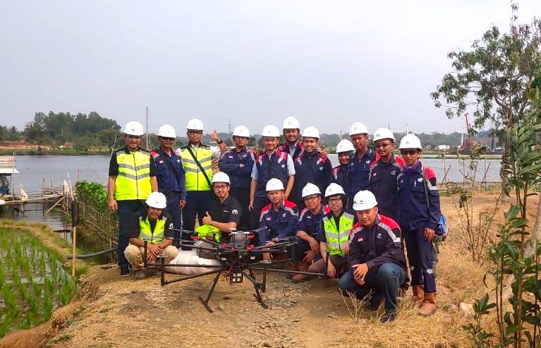Terra Drone Indonesia - Waskita Karya