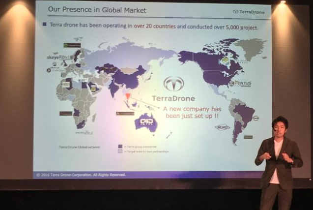 Terra Drone - Global Drone Conference