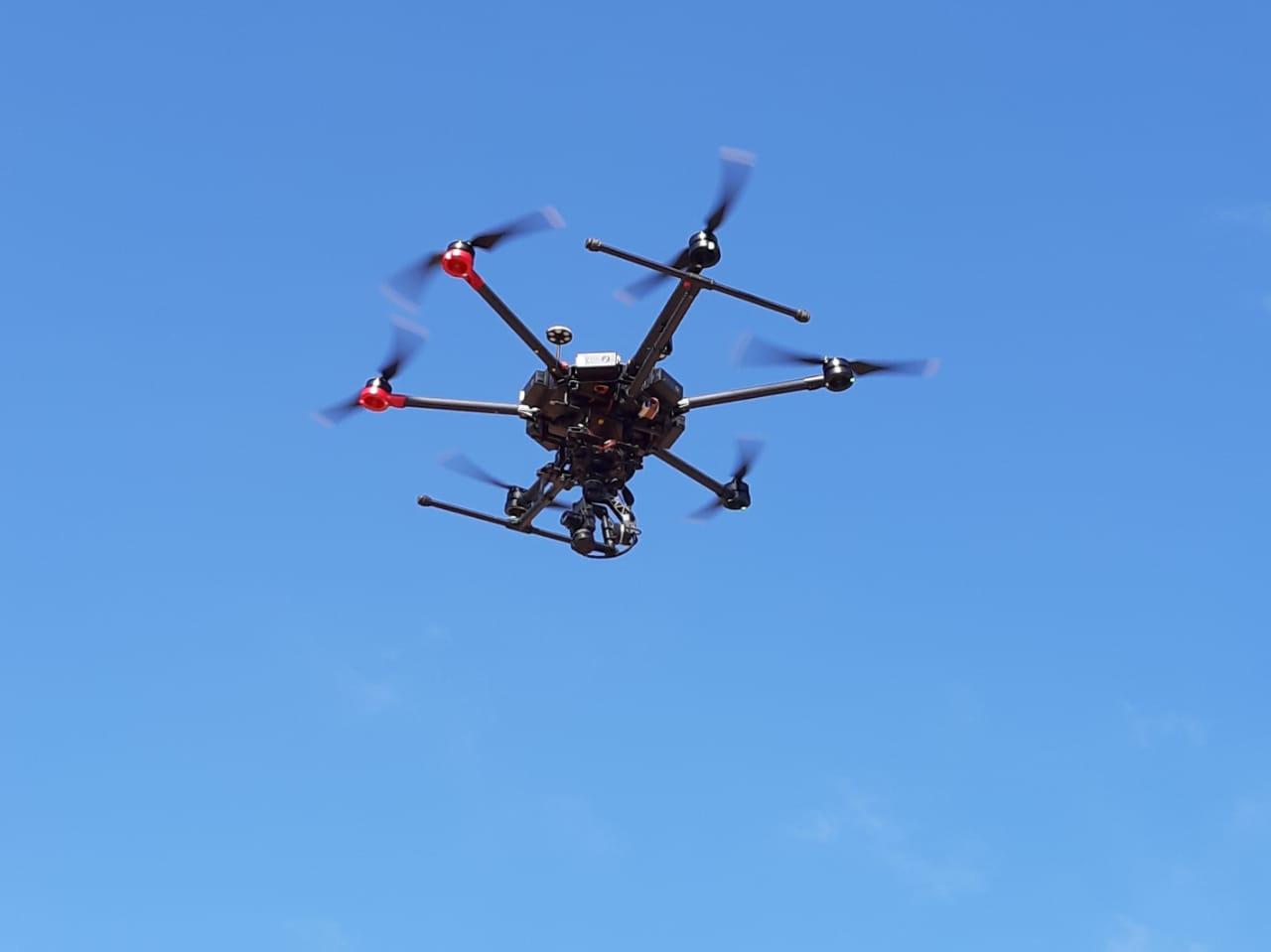 Drone Industri - Terra Drone Indonesia