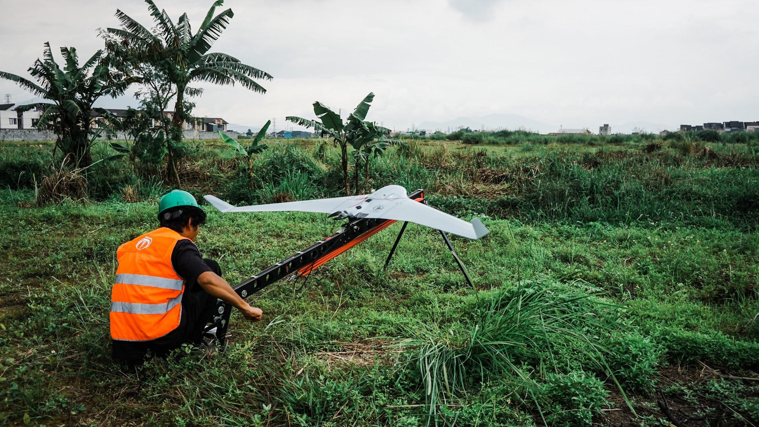 Terra Drone Indonesia - Drone survey