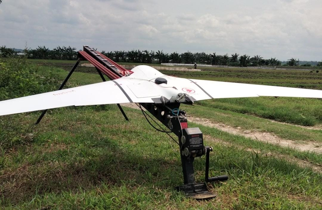 bramor ppX - drone survey - Terra Drone Indonesia