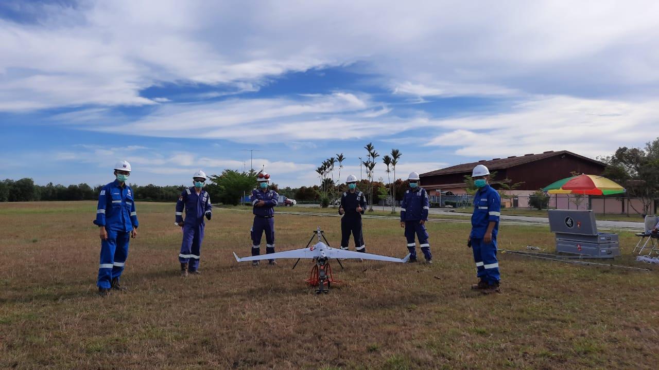 Program drone - Terra Drone Indoensia