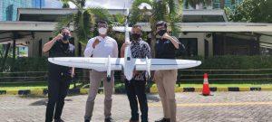 Drone quantum - Terra Drone Indonesia