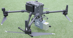 Teknologi Drone Terra LiDAR One