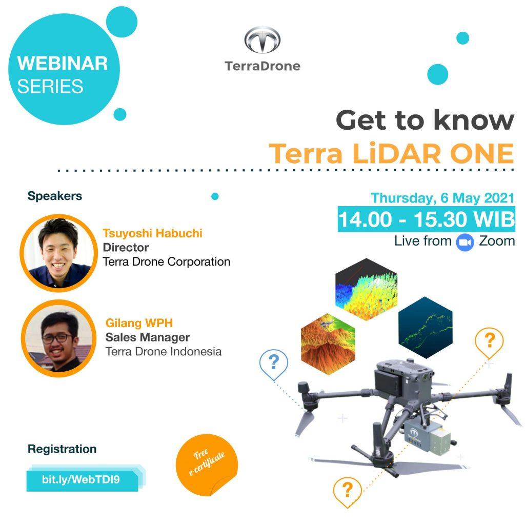 webinar drone