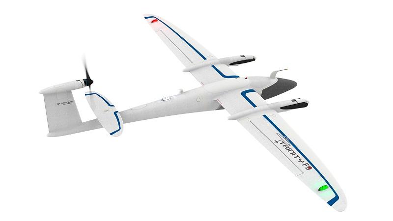 Drone Quantum Trinity F90+ - Terra Drone Indonesia
